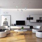 Modern-Black-white-living-room-furniture