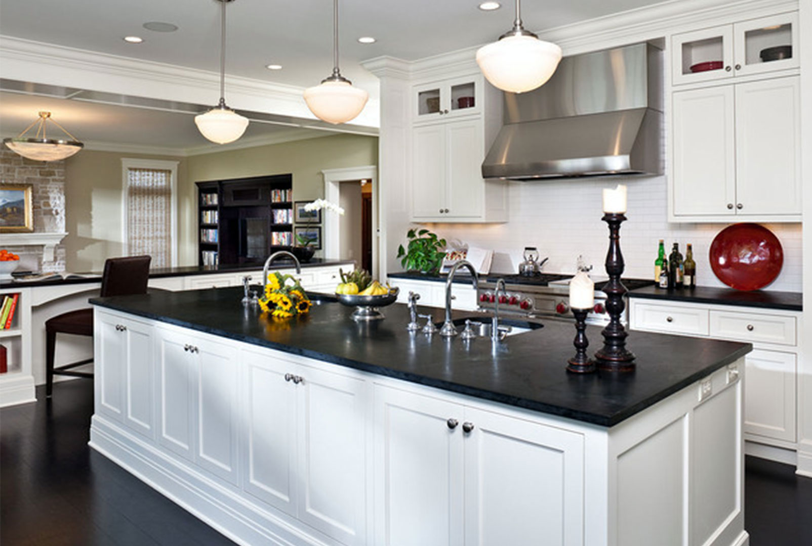 First thoughts on kitchen remodeling desis home experts for Kitchen design gallery